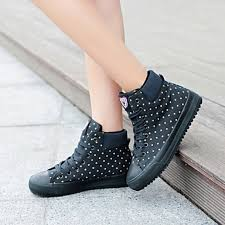 womens leather boots sale nz design winter waterproof polka dot fashion sneakers casual