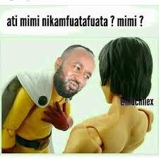 Mimi Meme - the mimi nikasema viral meme that has taken social media by
