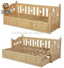 Wooden Folding Bed Solid Wood Folding Sofa Bed Solid Wood Sofa For Living Room