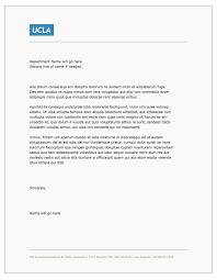 letter templates word letter idea 2018