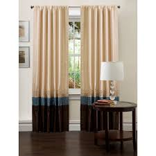 Window Curtain Amazon Com Lush Decor Mia Curtain Panel Pair 54 Inch By 84 Inch