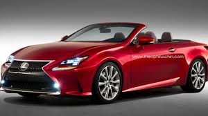 lexus for sale nsw lexus rc convertible rendered for your pleasure photo gallery