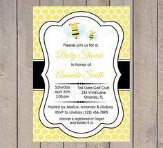 bumble bee birthday party invitation honey bee invitation bee