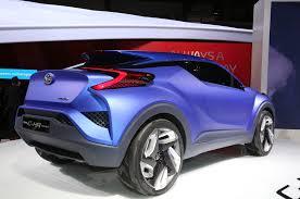 lexus sedan bekas toyota c hr concept crossover unveiled before paris auto show