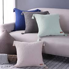 Cargo Furniture Cushion Covers Online Get Cheap Cushion Tassels Aliexpress Com Alibaba Group
