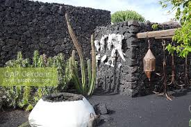 Volcanic Rock Garden Gap Gardens Bleached Sheep And Goat Skulls And Agricultural