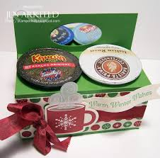 stamped silly on the 2nd day of christmas k cup holder