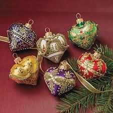 embellished ornament set gump s