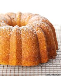 spice cake recipes martha stewart