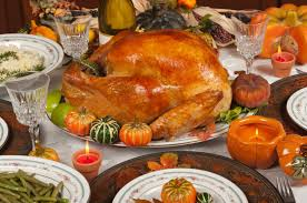 cny restaurants offering thanksgiving dinners