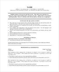 1 page resume exles gallery of exle single page cv 1 page resume exles 16 one