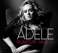 adele rumour has it glee set fire to the rate the adele discography rate results winner