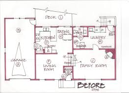 bi level home plans taking on the challenges of remodeling a split level home