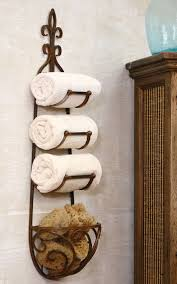Bathroom Towels Ideas Best 25 Hanging Towels Ideas On Pinterest Over Door Towel Rack