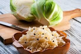 cuisiner la choucroute quel chou choisir pour une bonne choucroute
