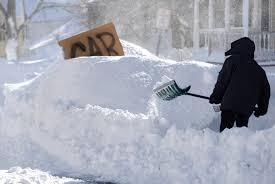 Zaleski Snow Guard by 3 Killed Plows Withdrawn As Blizzard Grips Western Minnesota