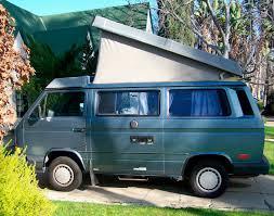 Buy Used Cars Los Angeles Ca 1989 Vw Vanagon Westfalia Camper W 58k Miles Auction In Los