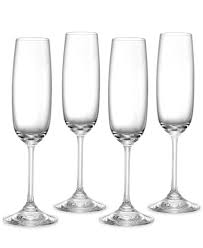 marquis by waterford chagne flutes set of 4 vintage all