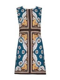 coloured dress multi coloured shift dress spitafields sydney