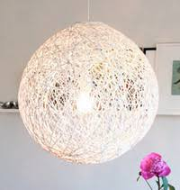Diy Lamp Shade Turn Yarn Into A Modern Lampshade
