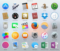 how to customize system app icons in mac os x