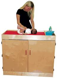 Day Care Changing Table Changing Table Cabinet Church Nursery Pinterest