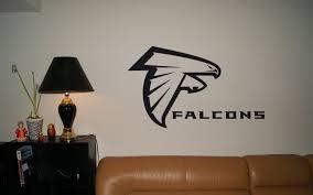 atlanta falcons logo nfl wall art sticker decal 001 191909481219