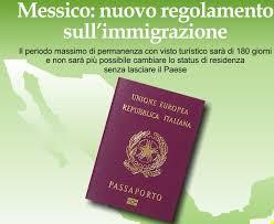 consolato messico roma nuova legge sull immigrazione novembre 2012 voglio trasferirmi