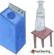 how to clean a washing machine top cleaning secrets