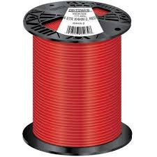 6 red wire electrical the home depot