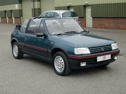 peugeot classic cars used 1995 peugeot 205 for sale in yorkshire pistonheads