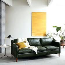 sofa ebay leather sofa green leather corner sofa bed green leather sofa