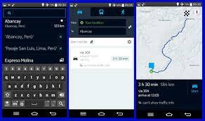 android offline navigation best offline navigation app for android here