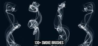 130 free smoke brushes for photoshop photoshop tutorials