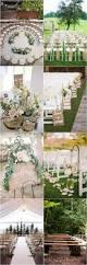 Outdoor Wedding Chair Decorations Best 25 Backyard Wedding Ceremonies Ideas On Pinterest Outdoor
