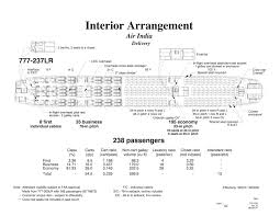 Boeing 777 300er Seat Map Air India Puts Last Three Boeing 777 200lrs Up For Sale