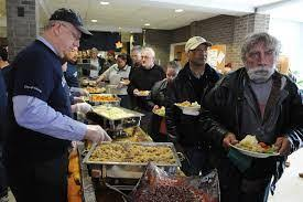 thanksgiving day soup kitchen volunteer nyc volunteer the inn