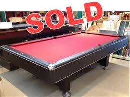 Imperial Pool Table by Sold Pre Owned Imperial Eliminator 8ft Pool Table Sale Loria Awards