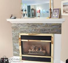 How To Build Fireplace Surround by Stone Fireplace Surround 100 Things 2 Do