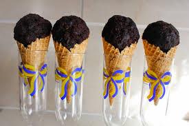 vegan ice cream chocolate cake pops ice cream and giggles