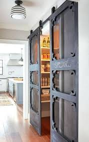 Sliding Door Design For Kitchen Sliding Door Pantry Cabinet Sliding Pantry Doors Design Ideas