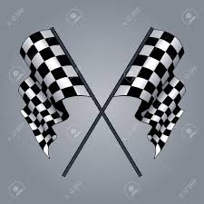 Checkered Flag Eps Checkered Flag Drawing Royalty Free Cliparts Vectors And Stock