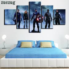 2017 modern hd marvel painting canvas print for living room