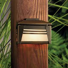 Craftsman Style Outdoor Lighting by 15110oz Zen Garden 12v Deck Light