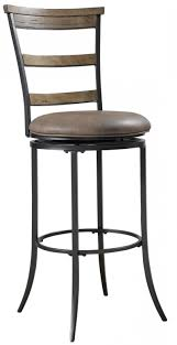 bar stools wooden bar stools with backs that swivel wood back