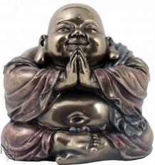 abundance buddha ornament