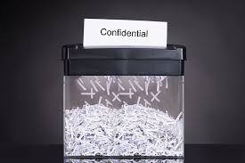 where to shred papers paper shredding security levels shred nations
