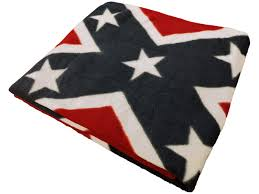 Confederate Flag Decals Truck Deluxe Rebel Confederate Flag Fleece Baby Blanket 30 X 40 Inches
