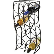 Big Lots Bakers Rack Wine Racks Walmart Com