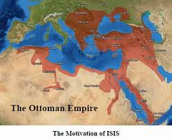 Ottoman Empire Israel The End Times Focus On Israel The Promised Land The In